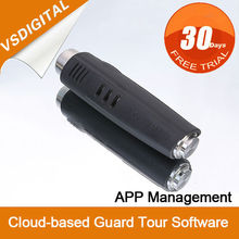 2015 high quality gps guard patrol/monitoring system/reader/device