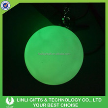 9 models Multicolor Plastic Led POI Ball