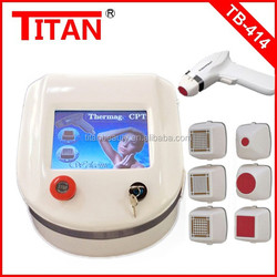 Wrinkle removal electrical home use facial massage machine/facial massager