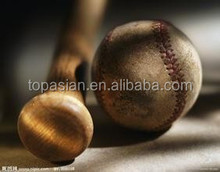 mini wood baseball bat
