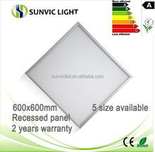 36w 45w led backlight panel light