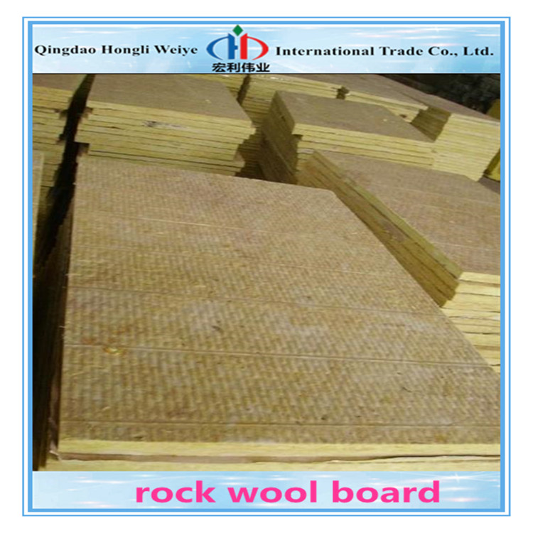 Lowest Price Thermal Insulation Rock Wool Board And
