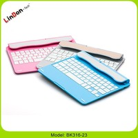 180 Flip Stand Bluetooth Keyboard Multi Colors