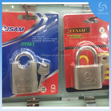 chile padlock 4keys two weight