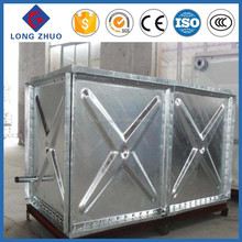 Insulation Hot-dipped Galvanized Steel Tank, Galvanized Water Well Tanks