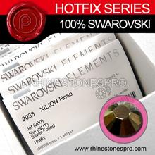 Specialized Swarovski Elements Jet Nut (280 NUT) 20ss Crystal Iron On Hot Fix Rhinestone