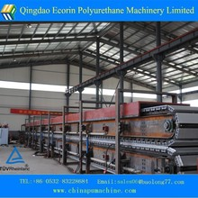 PIR Sandwich Panel Production Line/pu sandwich panel equipment