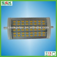 ultra bright led R7S lamp 14W J118 118mm length eco led lighting bulb led R7S 5630smd 48pcs