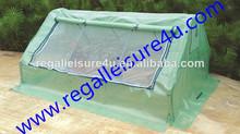 Baratos de jardín al aire libre en frío marco casa verde rlf-10-2-d