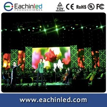 New Product P3.9 Led Video Wall Indoor Rental Led Display