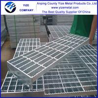 China manufacture wholesale gi steel bar grating