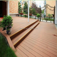 X81415 wpc wood synthetic floor cover lumbers