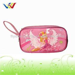 Pink Pencil Case For Girls Cute Design Case