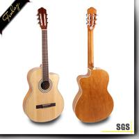 global royal quality handmade classical guitar wholesale china beginer guitar classical guitar 39inch Spruce Catalpa FC-18