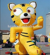 Inflatable Tiger For Decoration