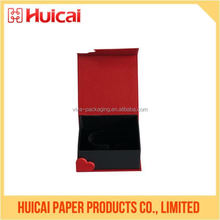Popular design paperboard jewelry box packing