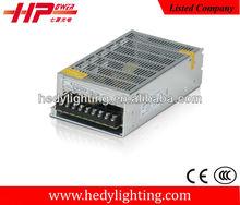 Guangzhou factory good quality high efficiency output 250 watt 10.5 ampere 24 volt dc power supply