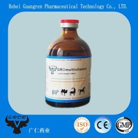 Best Multivitamin Injection Weight Gain Nutritional Veterinary Medicine for cattle sheep pig poultry