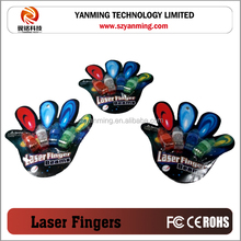 4 pack LED Finger Light,LED Laser finger,LED Light Finger