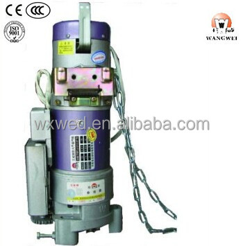 380V 600kgs Fireproof Electric door motor