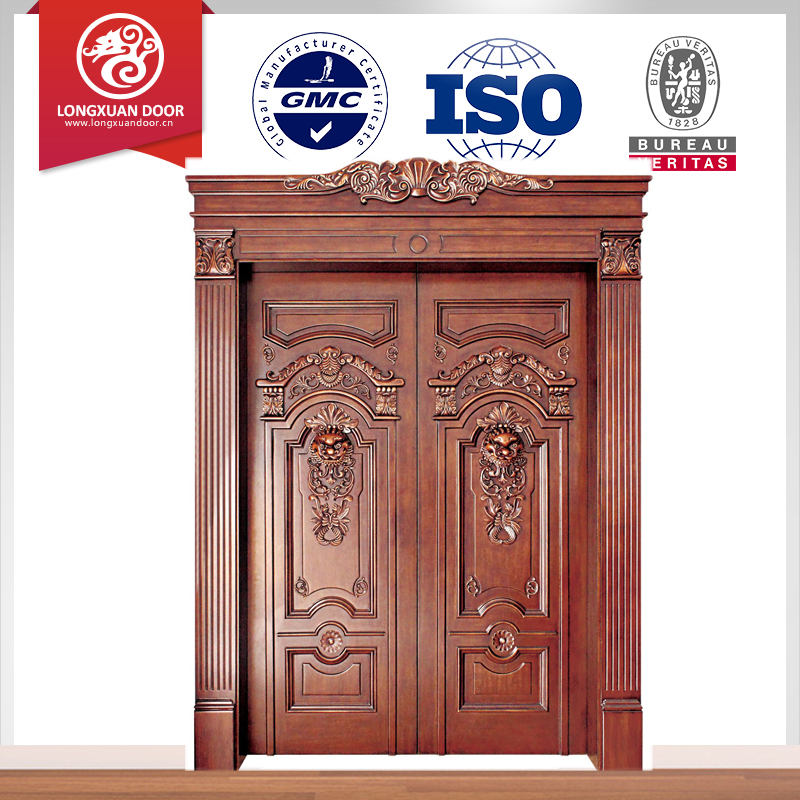 Vo t e fran ais porte round top porte ext rieure porte en for Double door design catalogue