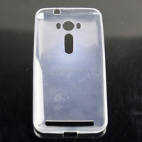 Durable protective silicone rubber cell phone cover for zenfone ze500kl