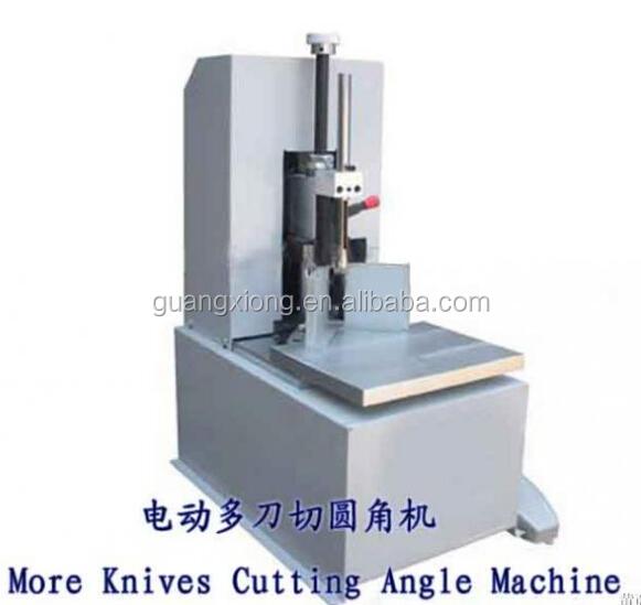 corner cutting machine