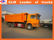 china exported 6*4 shacman 30ton dump truck 6*4 dump truck for sale used dump truck for sale