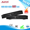H.264 4CH and 8CH 1080P NVR ,P2P Onvif NVR Promotion 1+1=$37