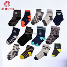 Supply kids boys cotton socks bulk wholesale China professinal socks manufacturer