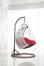 indoor rattan swing chair CY847