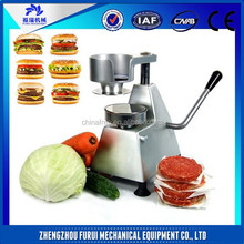 30 L Tank Capacity chicken nuggets making machine /burger patty maker