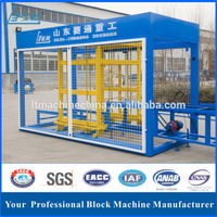 low cost big capacity qt4-20 block making machine using gravel using sand as the raw material