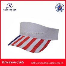 wholesale screen printing visor cap