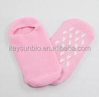 Moisturizing and Whitening Foot Spa Gel Sock/Foot Mask