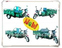 Electric trikes for cargo CE
