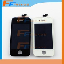 Display Type touch screen Mobile Phone for iphone 4 Display for Iphone 4 touch screen for iphone 4 lcd assembly