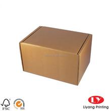 recycled brown Kraft paper slide open packaging Boxes