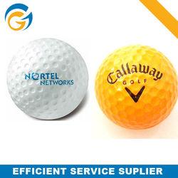 Golf Ball Custom Shape Anti-stress Ball with Logo