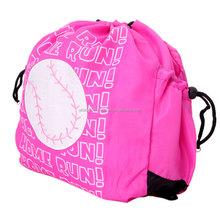 Basketball drawstring bags/drawstring bag with locking toggle