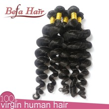 Authentic Human Hair Noble Level Amazing Price Brand Brazilian Loose Wave Hair