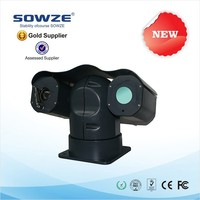 infrared thermal camera prices is better than laser thermal camera china