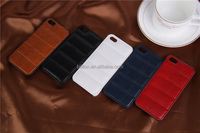 Snake grain sofa leather+pc cell phone case for iPhone 6