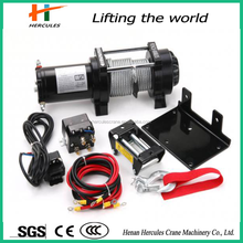 China wholesaler tow truck winch for sale