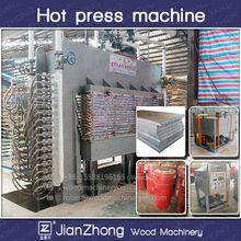 Hot Press machine/500T Hydraulic Plywood plywood hot press machine