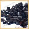 hair extension tube silicon micro ring copper ring for hair extension