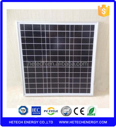 china best quality 30 watt polycrystalline silicon solar panel price