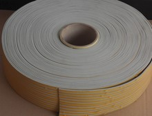 EPDM adhesive rubber seal strip with TS16949