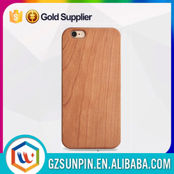 China manufacturer custom nature wooden case for iphone 5