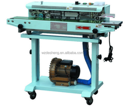 DBF-1000G band sealer with gas filling